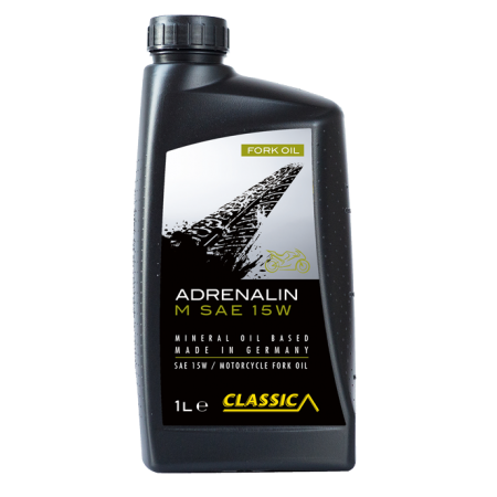 CLASSIC ADRENALIN FORK OIL M SAE 15W