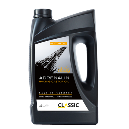 CLASSIC ADRENALIN RACING CASTOR OIL